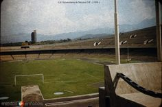 Estadio de la Cd.Universitaria de Mexico D F ( 1956 )