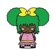 Vanessa in her Gert costume! #ihatefairyland @skottieyoung #gert #gertrude #fairyland