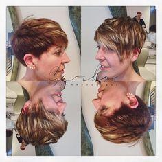 Barbaraaa  Ancora una volta ci hai regalato l emozione di cambiarti ! E non poco !  Grazie dell immensa fiducia che hai sempre in tutti noi ! #tagliosartoriale #tagliocorto #garboparrucchieri #colore #hair #trend #tagliodonna #capelli #moda #donna #mood #style #hair #haircut #haircolor #hairstyle #gropellocairoli #garlasco #pavia #vigevano