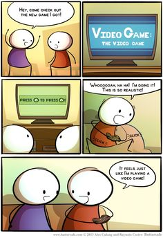 Video Game: the video game