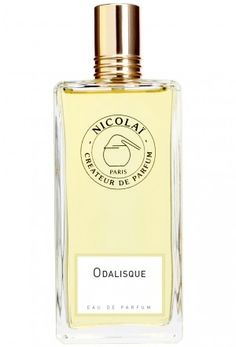 Odalisque by Nicolai Parfumeur Createur is a Floral fragrance for women. Odalisque was launched in 1989. Top notes are bergamot, tangerine and citruses; middle notes are lily-of-the-valley, jasmine, orris root and oakmoss; base note is musk.
