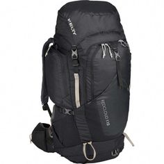 d65a356809606 Kelty Redcloud 110L Internal Frame Pack, Black #survivalbackpack