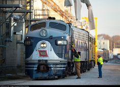 RailPictures.Net Photo: 1189 Wabash EMD F7(A) at Monticello, Illinois by Steve Smedley