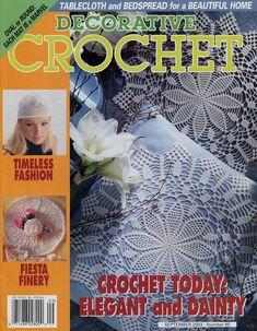 Album Archive - Decorative Crochet Magazines 59