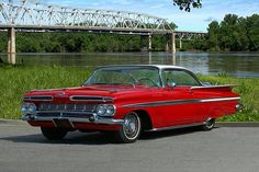 This great looking 1959 Chevrolet Impala has been to several car shows in the Kansas City area.