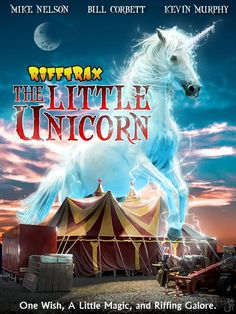 The Little Unicorn for RiffTrax by Jason Martian ✏ (@TheJasonMartian) | Twitter