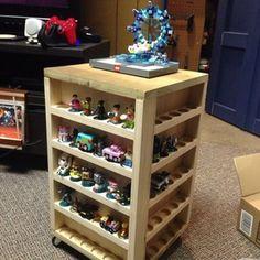 storage for lego dimensions lego dimensions storage ideas pinterest lego und aufbewahrung. Black Bedroom Furniture Sets. Home Design Ideas