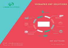 VeenaPro gives the most easiest and efficient ERP solution that you seeking for. Be it Manufacturing, Mining, Logistics & Supply Chain, Retail, Finance, Banking, Insurance, Healthcare industry, we ensure that our ERP software is the best solution for you. Logistics Supply, Support Center, Business Intelligence, Cloud Based, Corporate Business, Media Center, Supply Chain, Peace Of Mind, User Interface