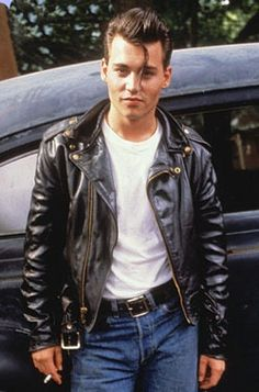 Oh hello perfect. Johnny Depp in Cry Baby.