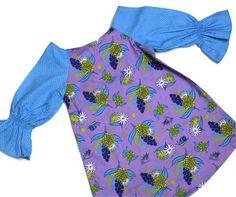 peasant dress sewing pattern free