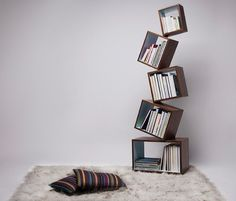 Equilibrium shelf from Malagana Design