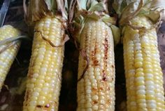 Grilled Corn on the Cob with Sweet Chili Lime Butter
