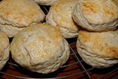 Fluffy Biscuits   La Classe de Cuisine