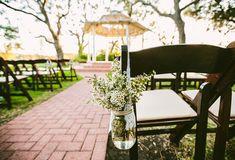 Aisle Marker Decor Ideas, Wedding Ceremony Photos by The Bird and The Bear