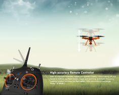 WINGSLAND M1 25mins Flight Time 5.8G FPV GPS With 1080P HD Camera 3-Axis Gimbal RC Drone Quadcopter - Mode switch Rc Drone, Drone Quadcopter, Small Drones, Video Capture, Retro Toys, Holidays And Events, Remote, Solar, Scenery