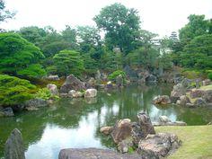 Kyoto, gardens