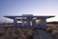 Image 1 of 22 from gallery of Houses / buerger katsota architects. Photograph by Yiorgis Yerolymbos Futuristic Architecture, Contemporary Architecture, Architecture Details, Contemporary Houses, Japanese Architecture, Timber Pergola, Rooftop Design, Harbor House, Greek House
