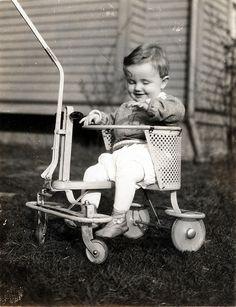 1936 Baby Stroller