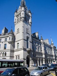 The Town House, Aberdeen Scottish Animals, North Sea, Aberdeen, Photo Credit, Notre Dame, Townhouse, Travel Guide, United Kingdom, Scotland