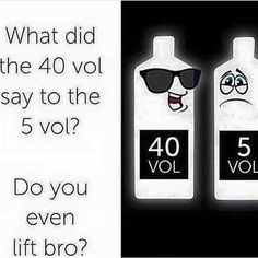 Little bit of hairdresser humour that made me laugh so much! #bbloggers #doyouevenlift #doyouevenliftbro