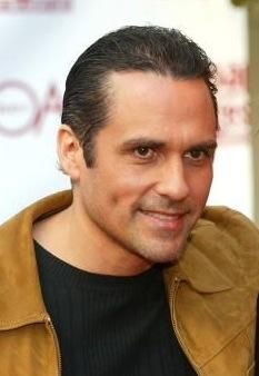 Maurice Benard stars on General Hospital. He portrays Sonny, a complicated figure on the series. Soap Opera Stars, Soap Stars, Maurice Benard, Luke And Laura, I Gen, Best Soap, Ideal Man, General Hospital, Sexy Men