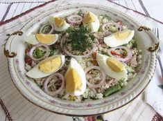 Camembert Cheese, Potato Salad, Sushi, Potatoes, Ethnic Recipes, Food, Salads, Eten, Potato