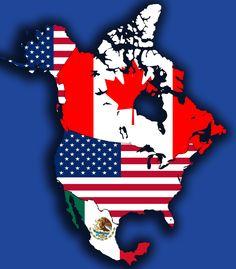 El 12 de Agosto de 1992, concluyeron negociaciones del Tratado de Libre Comercio de América del Norte (TLCAN).