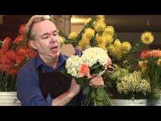 "Flower Formulas from ""Design Star"" with Michael Gaffney"