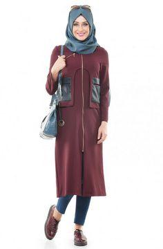 """Nursima Tunik-Mürdüm ARM631-51 Sitemize """"Nursima Tunik-Mürdüm ARM631-51"""" tesettür elbise eklenmiştir. https://www.yenitesetturmodelleri.com/yeni-tesettur-modelleri-nursima-tunik-murdum-arm631-51/"""