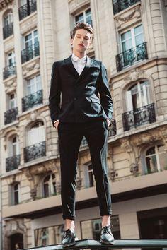 Hugo Puvion, ph by Ben Fohrer for Chasseur Magazine.