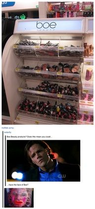 I love it when Doctor who and the makeup world combine!