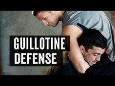 ▶ Guillotine Defense - YouTube