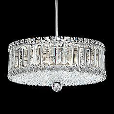 Schonbek quantum 29 12 wide silver spectra crystal pendant schonbek plaza collection 14 12 crystal pendant chandelier mozeypictures Image collections