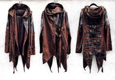 Items similar to Painted Desert Jacket on Etsy Mode Apocalypse, Apocalypse Fashion, Style Steampunk, Steampunk Clothing, Gothic Steampunk, Victorian Gothic, Steampunk Fashion, Gothic Lolita, Victorian Dresses