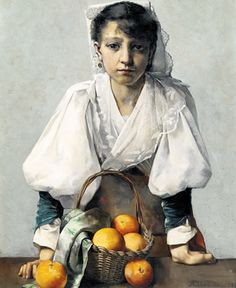 REPRESENTING the first extensive exhibition of work by August Uotila to be held in Helsinki for over one hundred years, August Uotila – Painter of Girl with Oranges is on display at Amos Anderson Art Museum until 14 January next year. Prinz Eugen, Chur, Helsinki, Les Oeuvres, Art Museum, Norway, Art Drawings, Culture, Image