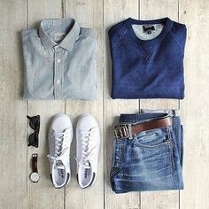 casual and easy