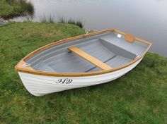 Images of small boats | ... Boats - Clovelly 290 Yacht tender - Traditional clinker rowing boats