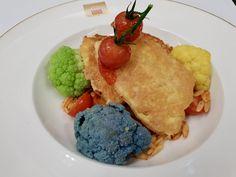 Zanderfilet Hummus, Pancakes, Breakfast, Ethnic Recipes, Food, Fine Dining, Food Food, Opera, Morning Coffee
