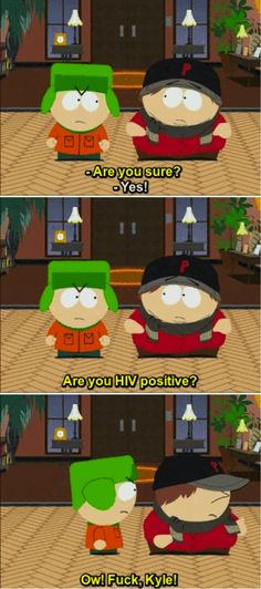 One of he best jokes in South Park