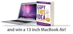 Win a Macbook Air. Answer the simple question & enter your details to be in with a chance to win!