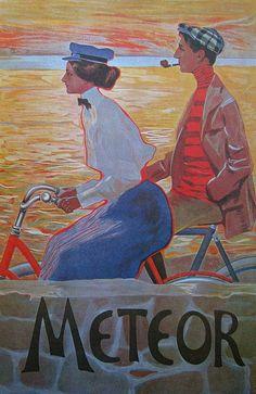 Fotos antiguas: Ciclistas en Totana.