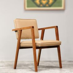 I'm not sure how comfortable it is, but I like it.   (3) Fab.com | Franco Albini Knoll Desk Chair