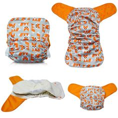 Cute Cloth Baby Diaper //Price: $25.49 & FREE Shipping // #kid #kids #baby #babies #fun #cutebaby #babycare #momideas #babyrecipes  #toddler #kidscare #childcarelife #happychild #happybaby