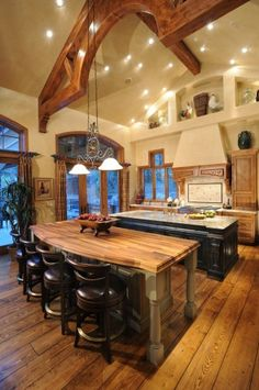 Kitchen islands :)