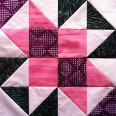Looking for your next project? You're going to love Block of the Month - January by designer SSoebbing. - via @Craftsy
