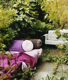 part of my secret garden....