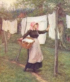 Love this print for the utility room. Old-Fashioned Motherhood: Old-Fashioned Homemaking: The Clothesline Cs Lewis Quotes, Mary Cassatt, E Mc2, Henri Matisse, Belle Photo, Homemaking, Online Printing, Old Things, Retro