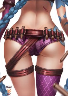 LEAGUE OF LEGENDS SEXY GIRLS NSFW : Photo