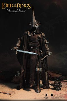 Asmus Toys Lords Of The Rings Morgul Lord Available For Pre-Order