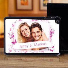 die bedruckte iPad Mini Hülle ist ein smartes Fotogeschenk das nützlich und kreativ zugleich ist. Schützt das iPad Mini vor Stößen und Kratzern.